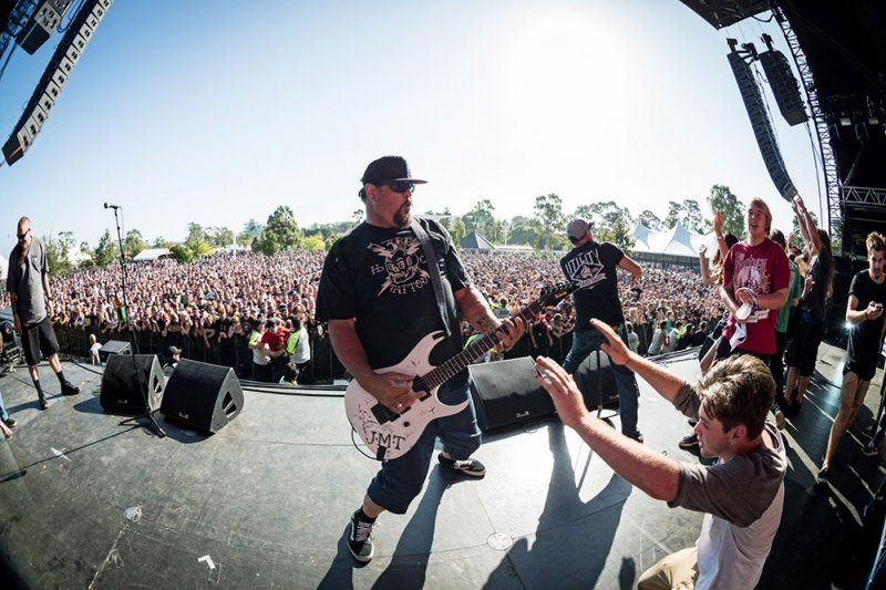 Pennywise<br />Soundwave 2014, Adelaide