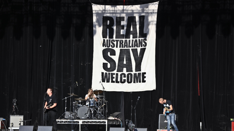 1. The Smith Street Band Will Get Political, Before Realising They All Have Dual Citizenship