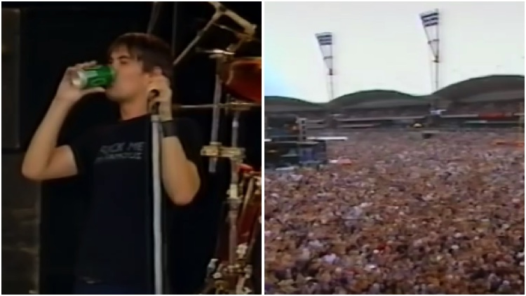 Grinspoon Absolutely OWN The Big Day Out Main Stage (2000)