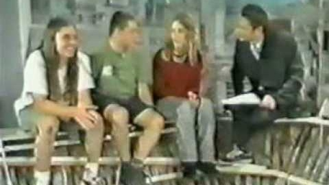 Silverchair's Awkward AF 'Recovery' Interview (1997)