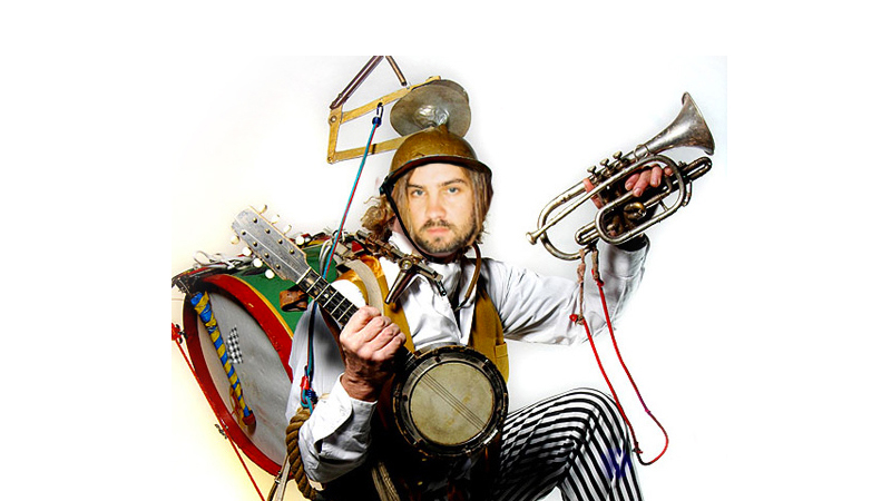 Kevin Parker As A One-Man Band
