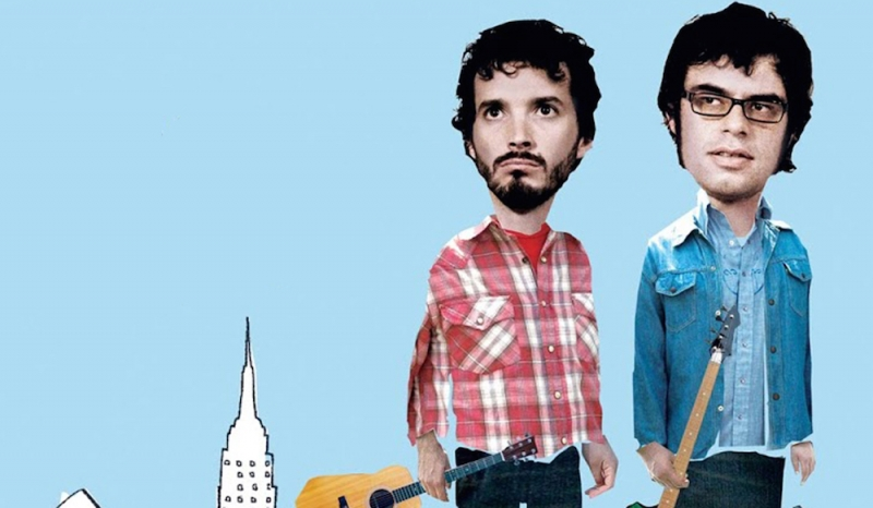 Out: Flight Of The Conchords