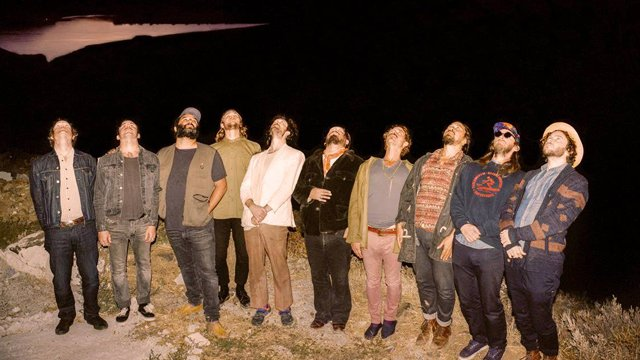 Out: Edward Sharpe & The Magnetic Zeroes