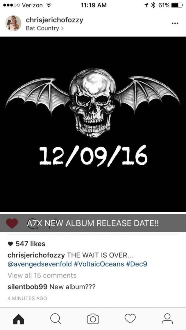 jericho-deleted-instagram-new-avenged-sevenfold-album