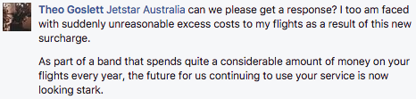 jetstar baggage comment 2