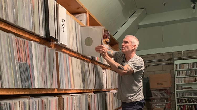 Henry Rollins launches new online radio show