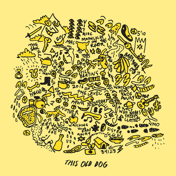 mac demarco this old dog cover