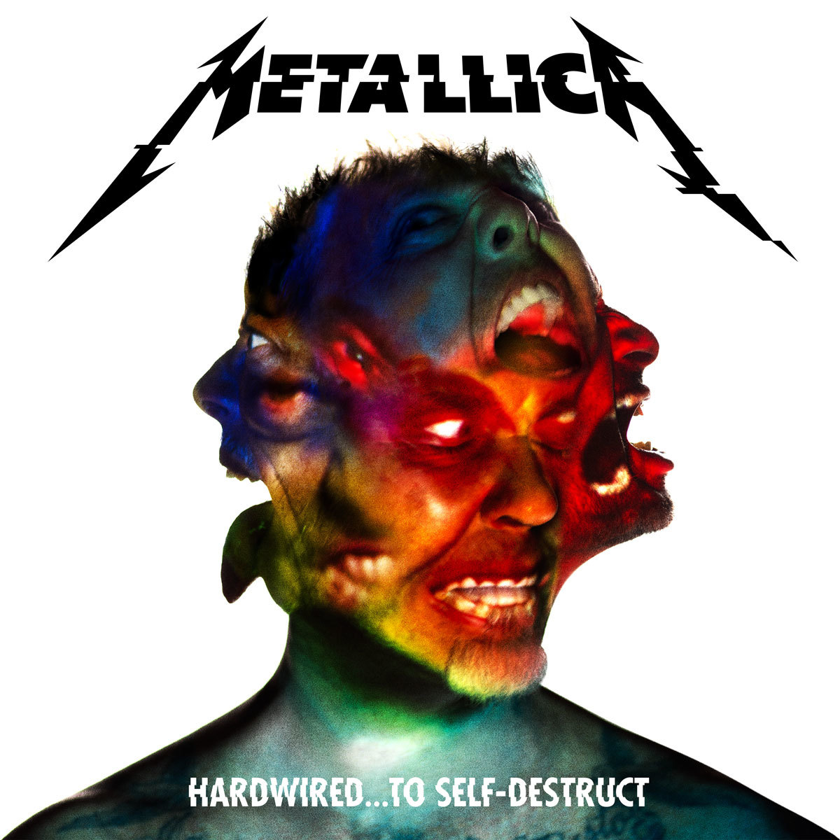 metallica hardwired to self destruct cover art 2016 source official website