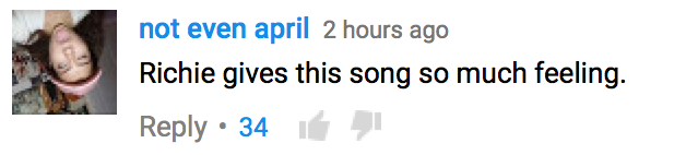 social repose bring me the horizon acapella youtube comment positive 1