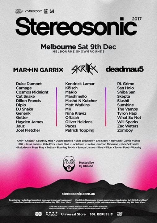 stereosonic alleged leaked poster 2