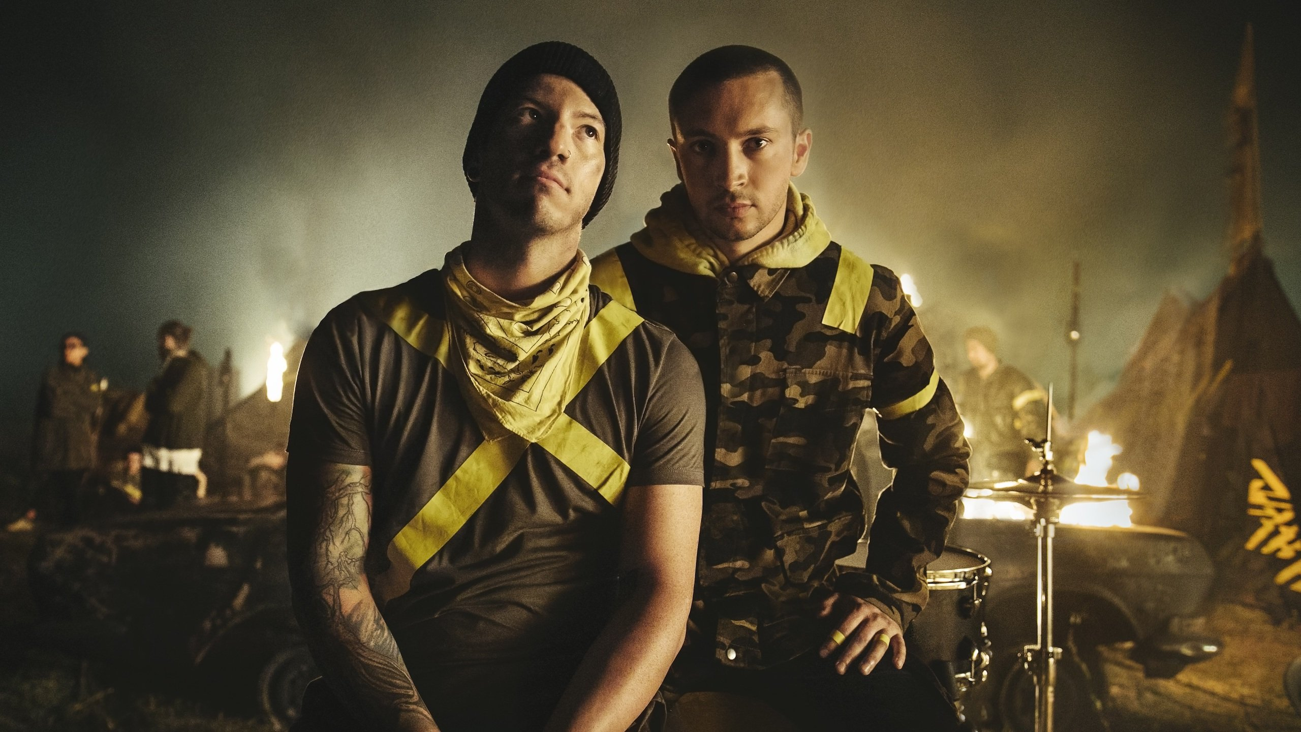 97bc4420a86 Twenty One Pilots On The Meaning Behind New Album  Trench    Blurryface s  Real Name