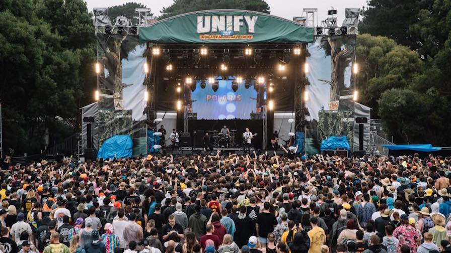 unify gathering 2018 crowd